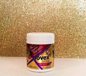 Novex Brazilian Keratin Extra Deep Hair Care Cream
